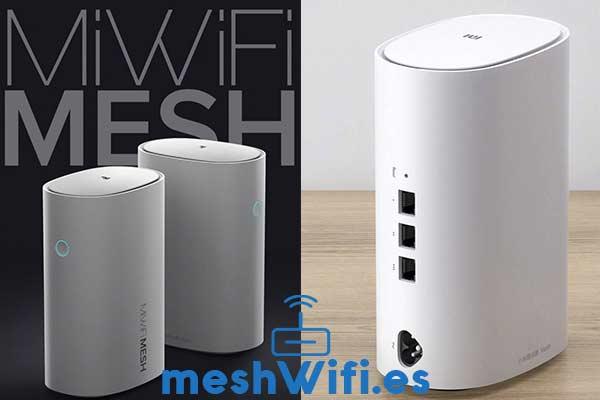 Xiaomi Mesh Wifi