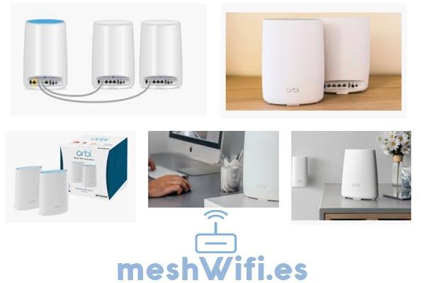 Mesh-Wifi-netgear-orbi-rbk50-sistema