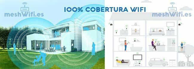 Sistema-WiFi-Mesh-Hogar-Casa