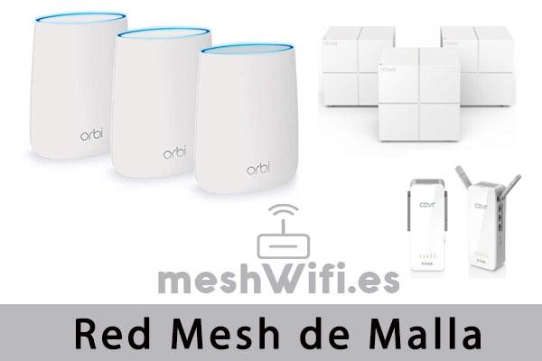 red-Mesh-de-malla