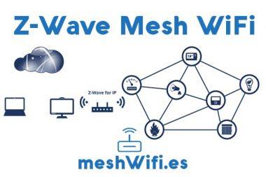 Mesh-WiFi-Z-Wave-Domotica-Hogar