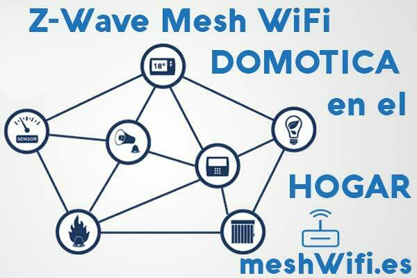 Mesh-WiFi-Z-Wave