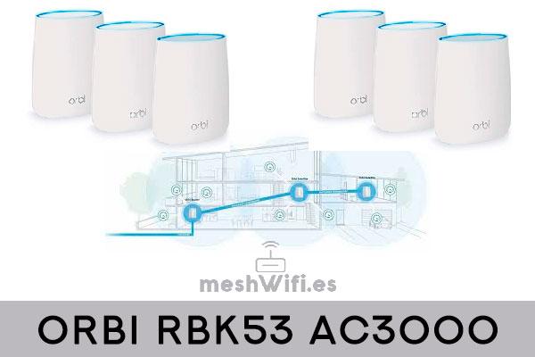 mesh-wifi-NetGear-RBK53-Orbi-comprar